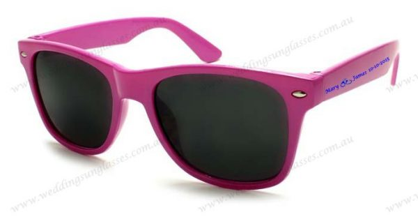 personalised festival sunglasses hen party sunglasses make great giveaways custom printed wayferer sunglasses