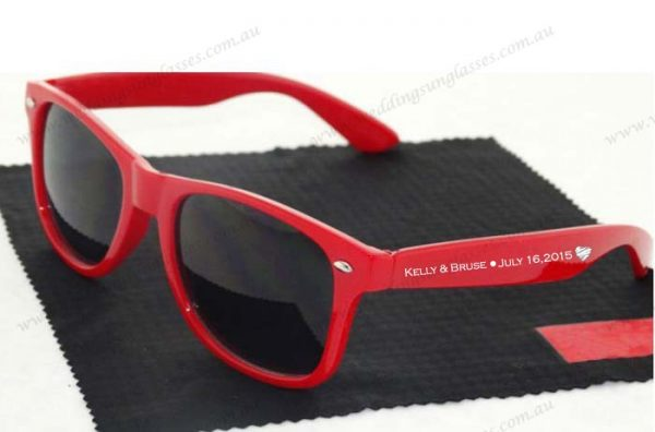 sunglasses online personalised wedding gift