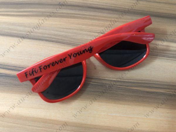 custom party sunglasses favors personalised sunglasses