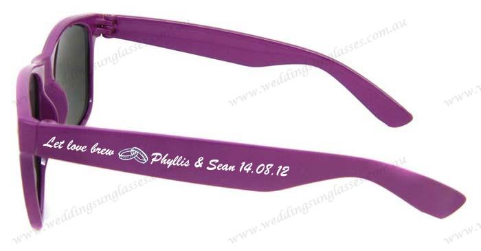 262fc85273 high quality custom sunglasses printing cheap personalised logo sunglasses  wedding present ideas